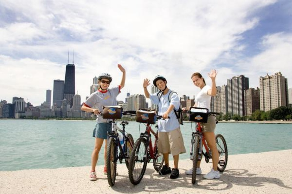 Chicago bike tour