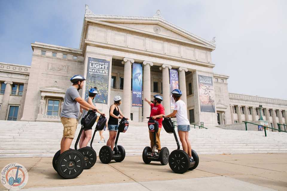 Chicago segway tour